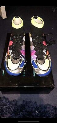 "Nike Mercurial Superfly SE, FG UK 8, ""What the Mercurial"" Limited Edition. BNWB."