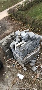 Interlocking brick for sale never used best offer need gone