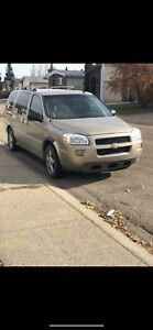 2006 Chevrolet Uplander ALL WHEEL DRIVE