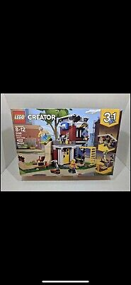 LEGO CREATOR 3 IN 1, MODULAR SKATE HOUSE #31081, 422 PCS