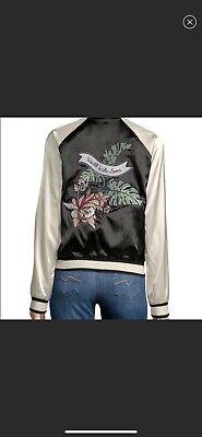 Lovers + Friends Los Angeles Bomber Jacket