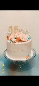 Custom cakes, dessert cups and more!!