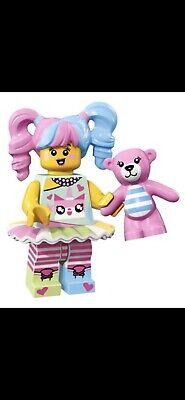 LEGO N POP GIRL N-POP NINJAGO MOVIE MINIFIGURE SERIES 71019 NEW #20 ORIGINA PACK