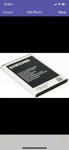 Samsung galaxy Note 2, Note 3, S2,3,4,5,6,6E Battery Replacement