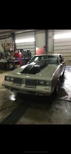 1984 cutlass supreme for trade