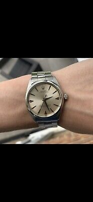 Rolex 34mm. Oyster Perpetual 1002 Year 1963 - Serviced And Polished