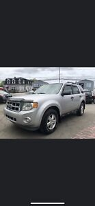 2009 Ford Escape XLT 4 cyl 4wd