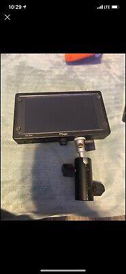 "TV Logic VFM-055A 5.5"" FHD OLED High-Contrast 3G-SDI  HDMI Viewfinder Monitor"