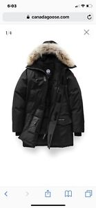 BRAND NEW Canada Goose - Men's LANGFORD Black Label XL - Tags On