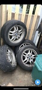 Bmw 3 series rims