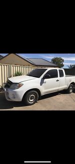 2008 Toyota hilux space cab Munno Para West Playford Area Preview