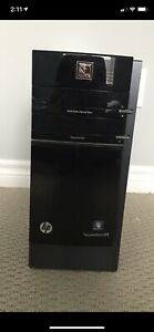 HP Pavilion HPE desktop with SSD