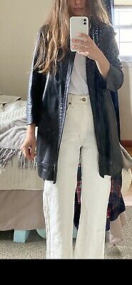 ACNE studios leather jacket. Excellent Condition. One Of A Kind