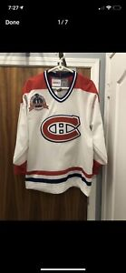 Montreal Canadiens Patrick Roy Jersey NEVER WORN
