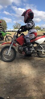 Crf 50 Maitland Maitland Area Preview