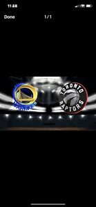 Raptors Vs Golden State Warriors Game Of The Year. Curry, Durant