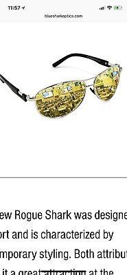 Blue Shark Optics - Poker Eyewear -  THE ROGUE SHARK Bifocals