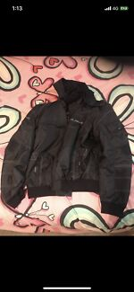 Brand new RJAYS men's motorcycle jacket great for winter