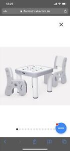 iFam desk & chair for kids