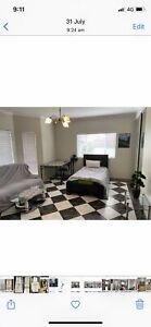 Large modern master bedroom 36 square