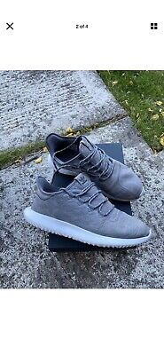 Adidas Tubular Shadow Size 10 grey