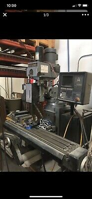 Supermax Mill Milling Machine Cnc Crusader Series M Control Ycm-13