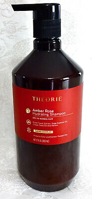Theorie Amber Rose Hydrating Shampoo 27 oz, Dry to Normal Hair