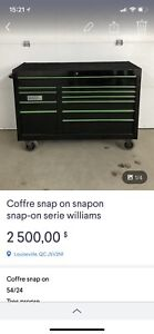 Coffre snap on snapon snap-on
