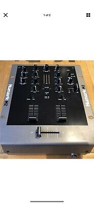 "Numark M2 2-Channel 10"" Professional DJ Scratch Mixer Used But Great Condition"