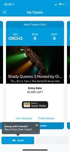 Shady Queens 3 !!! Oct 4