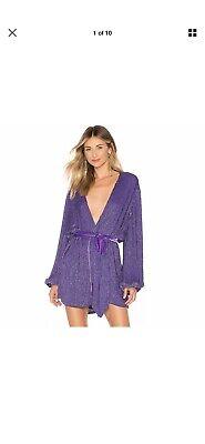 Retrofete Gabrielle Robe Dress Size Xs