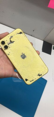 Iphone  Xs Max Laser Back Glass Replacement Repair Service