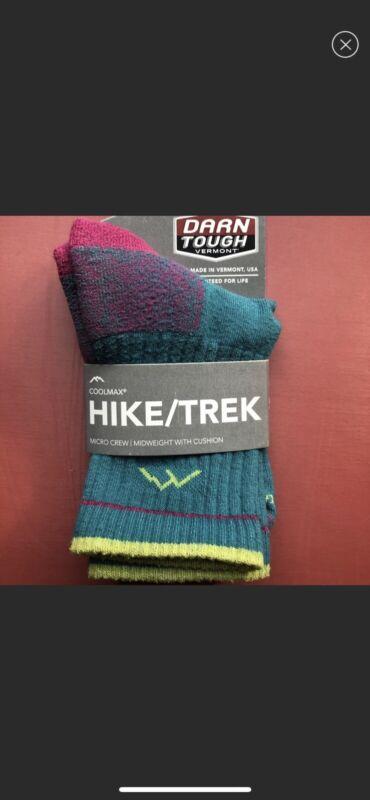 Darn Tough COOLMAX Micro Crew Socks Women's M