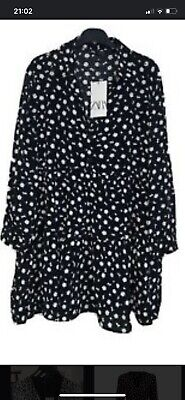 Zara Tunic Dress Size L