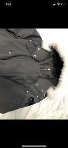 Brand new moose knuckles stirling parka size small