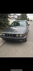 1990 BMW 535 i For Sale or Trade