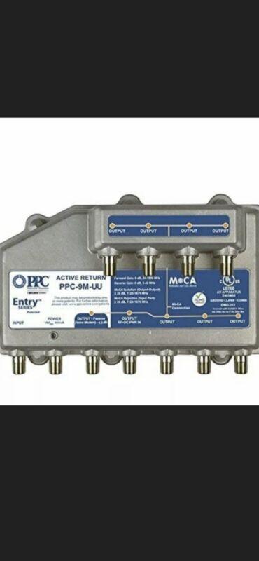 PPC MoCA Amplifier Model: PPC-9M-UU