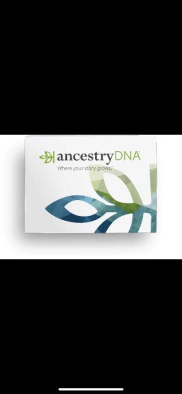 1  Ancestry Health – DNA Activation Kit