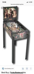 ISO Zizzle Pinball Machine (Looking for)