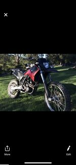 Ktm 640 lc4 2000 model Narrabeen Manly Area Preview