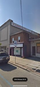 Commercial space for Lease in the heart of Ottawa Street BIA