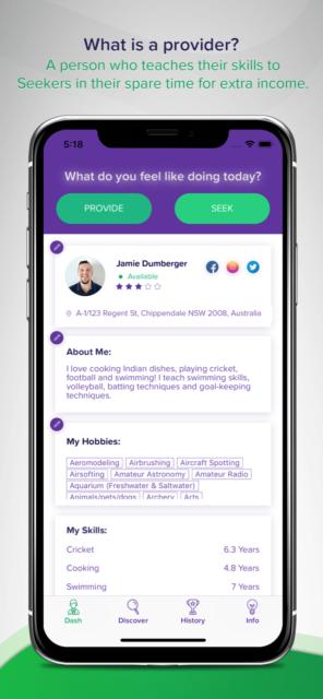 Ujene App is Live! Peer to Peer skill share | Tutoring | Gumtree