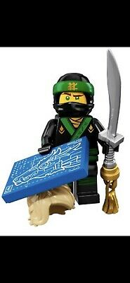 LEGO LLOYD NINJAGO MOVIE MINIFIGURE SERIES 71019 BRAND NEW #3 ORIGINAL PACK