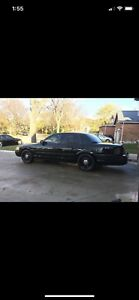 2009 ford crown Victoria on propane