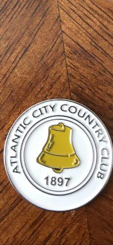 Golf Ball Marker Titleist Atlantic City