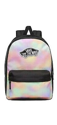 Vans Realm Off The Wall Aura Pastel Tie Dye SS20 Rucksack Backpack Bag