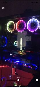 Gaming Pc Set up, brand new components