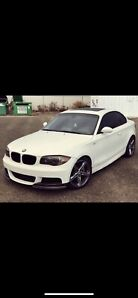 2009 twin turbo BMW 135i M performance package