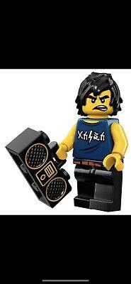 LEGO COLE NINJAGO MOVIE MINIFIGURE SERIES 71019 BRAND NEW #8 ORIGINAL PACK