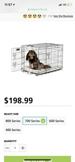 Puppy/Dog Crate